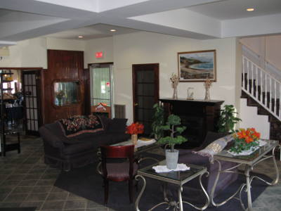Bridgewater Hotel Foyer